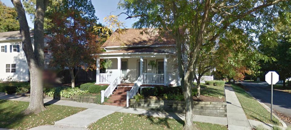 602 Lafayette Street  2 - MJF Rentals - Valparaiso Indiana 46383