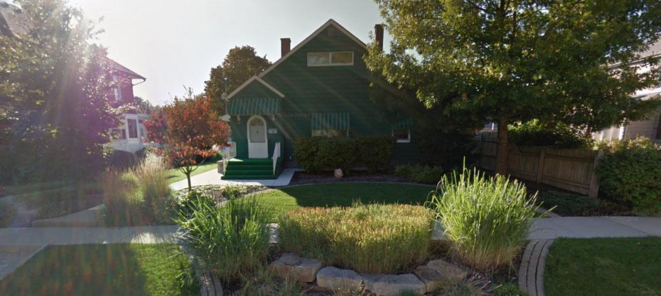 603 Lafayette Street  2 - MJF Rentals - Valparaiso Indiana 46383
