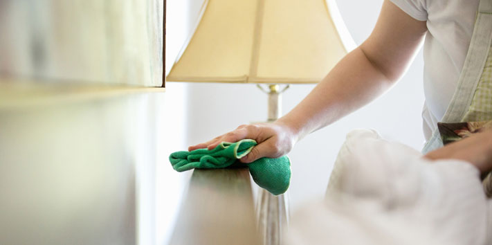 Cleaning - Valparaiso Apartment Rentals